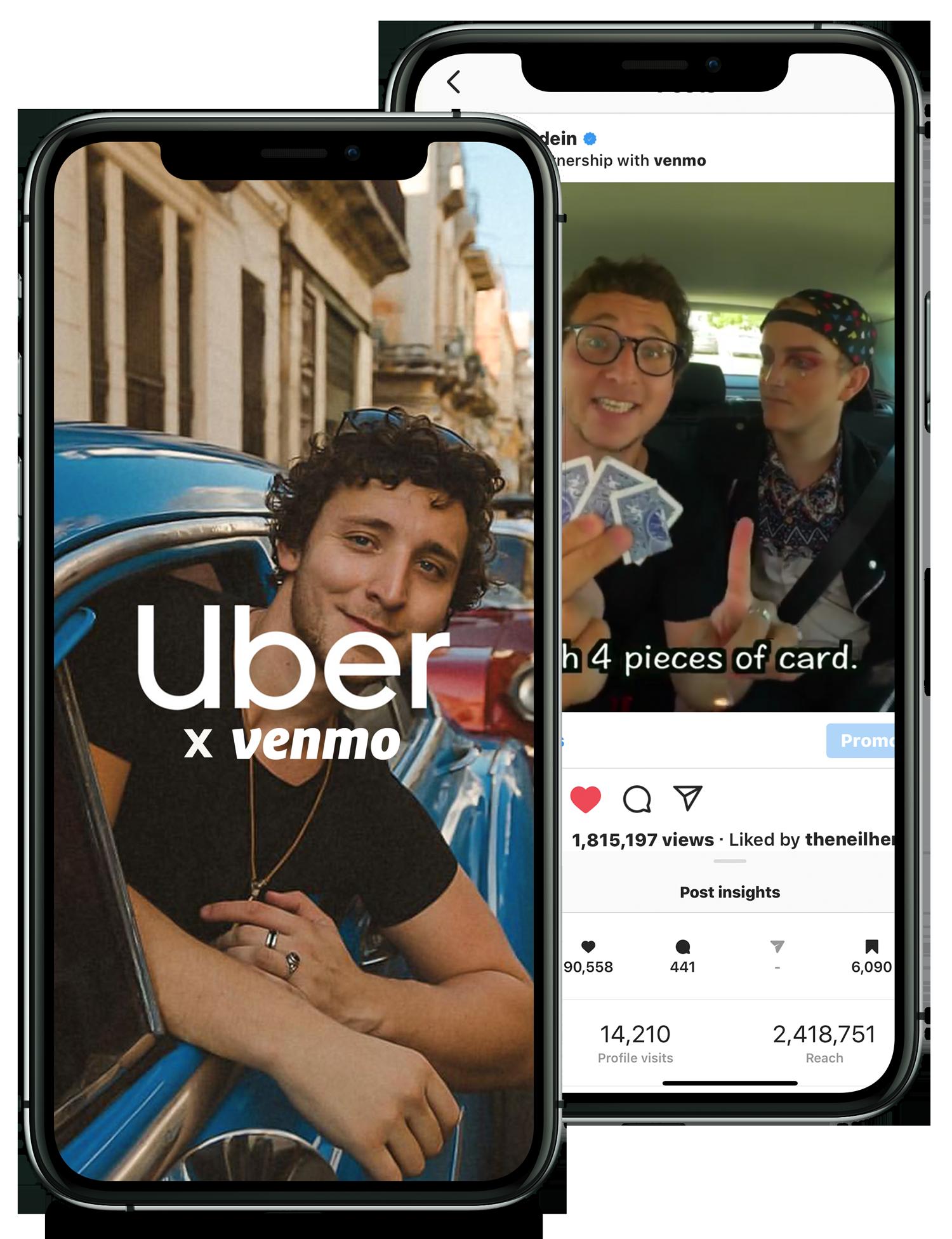 UberxVenmo